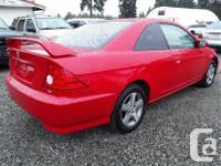 Make Honda Model Civic Year 2004 Colour red kms 246526