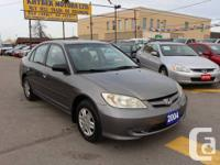 Khyber Motors LTD  2004 Honda Civic  TO SEE MORE