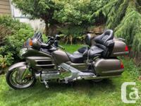 Make Honda Model Goldwing Year 2004 2004, excellent