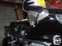Make Honda Model Goldwing Year 2004 kms 188000 Very