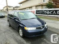 Check out our website for more pics2004 Honda Odyssey