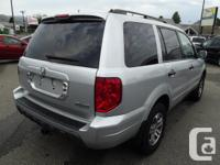 Make Honda Model Pilot Year 2004 Colour Silver kms