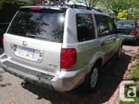 Make Honda Year 2004 Colour Silver Trans Automatic kms