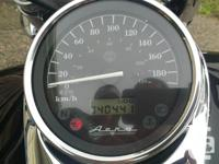 2004 Honda Shadow Aero 750 , Has right around 40k. Bike
