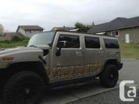 Make Hummer Model H2 Year 2004 Trans Automatic kms