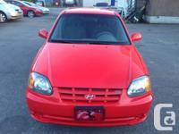 2004 Hyundai Accent.Automatique.Com pletement Equipe.