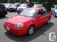 Make Hyundai Model Accent Year 2004 Colour Red kms