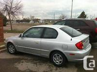 Up for sale is my 2004 Hyundai Accent GL. It has been