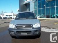 Make Hyundai Model Santa Fe Year 2004 Colour GREY kms
