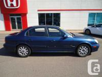 Make Hyundai Model Sonata Year 2004 Colour Blue kms