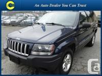 2004 Jeep Grand Cherokee Laredo 4x4 The real American