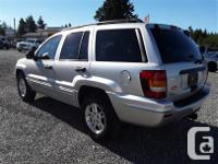 Make Jeep Model Grand Cherokee Year 2004 Colour silver