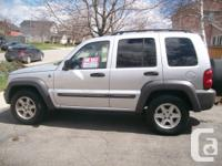 Available:. 2004 Jeep Freedom 4x4.  6cyl, 3.7 L,