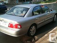 2004 Kia Magentis EX Sedan V6