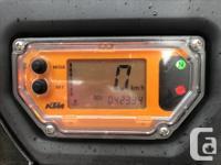 Make KTM Model Adventure Year 2004 kms 41000 2004 KTM