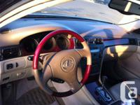 The 2004 Lexus ES 330 is a quiet-and-smooth-riding four
