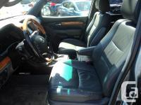 Make Lexus Model GX 470 Year 2004 Colour Blue kms