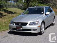 Make Lexus Model IS 300 Year 2004 Colour SILVER kms