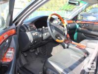 Make Lexus Model LS 430 Year 2004 Colour Grey kms