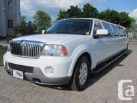 Make Lincoln Model Navigator Year 2004 Colour WHITE