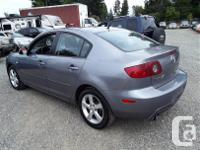 Make Mazda Model 3 Year 2004 Colour Grey kms 298507