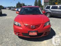 Make Mazda Year 2004 Colour Red Trans Automatic kms