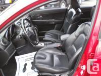 Make Mazda Model MAZDA3 Year 2004 Colour Red kms