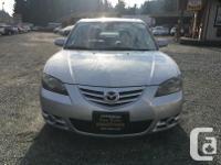Make Mazda Model 3 Year 2004 Colour Grey kms 290000