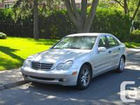 2004 Mercedes Benz C240 4Matic 2.6L  -  $6500    - 6