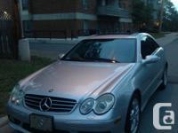 Make Mercedes-Benz Model CLK-Class Year 2004 Colour