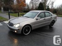 Make Mercedes-Benz Design C240 Year 2004 Colour grey