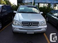 i am selling my ML500 i recently bought from don valley