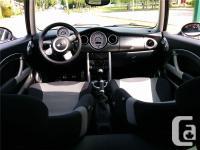 Make MINI Model Cooper S Colour Silver Trans Manual