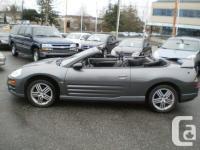 Make Mitsubishi Model Eclipse Year 2004 Colour Grey