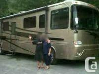 Completely Loaded, 2004 Monaco Safari RV, diesel, for sale  Ontario