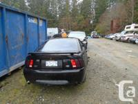 Make Ford Model Mustang Year 2004 Colour black kms