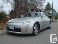 2004 Nissan 350Z Coupe Nissan Nisimo package upgrads-