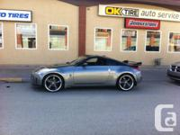 I've got a 2004 350z Greddy Twin Turbo for sale. The