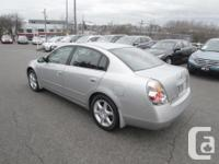 Make Nissan Model Altima Year 2004 Colour Silver kms