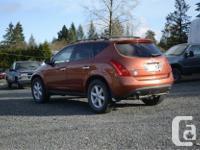 Make Nissan Model Murano Year 2004 kms 169000 Price: