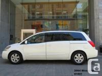 Make Nissan Model Quest Year 2004 Colour White kms