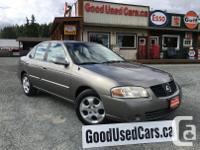 Make Nissan Model Sentra Year 2004 Colour Grey kms