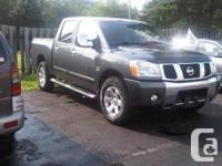 St Catharines, ON 2004 Nissan Titan LE This is a