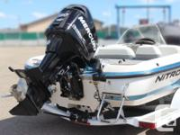 Boat, Motor, Trailer & Cover ALL INCLUDED! = $19,995