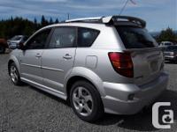 Make Pontiac Model Vibe Year 2004 Colour Grey kms