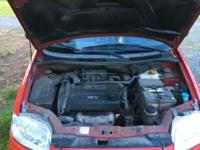 Make Pontiac Colour Red Trans Automatic kms 224000 2004