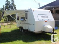 Double bed with pull out couch. Propane stove/oven,