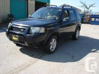 Make Land Wanderer Model Freelander Year 2004 Colour