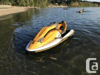 2004 Sea-doo 3D, incredible fun! unit only has 30 hours