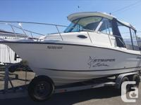 Just in to Breakwater, this fully loaded Striper 2101